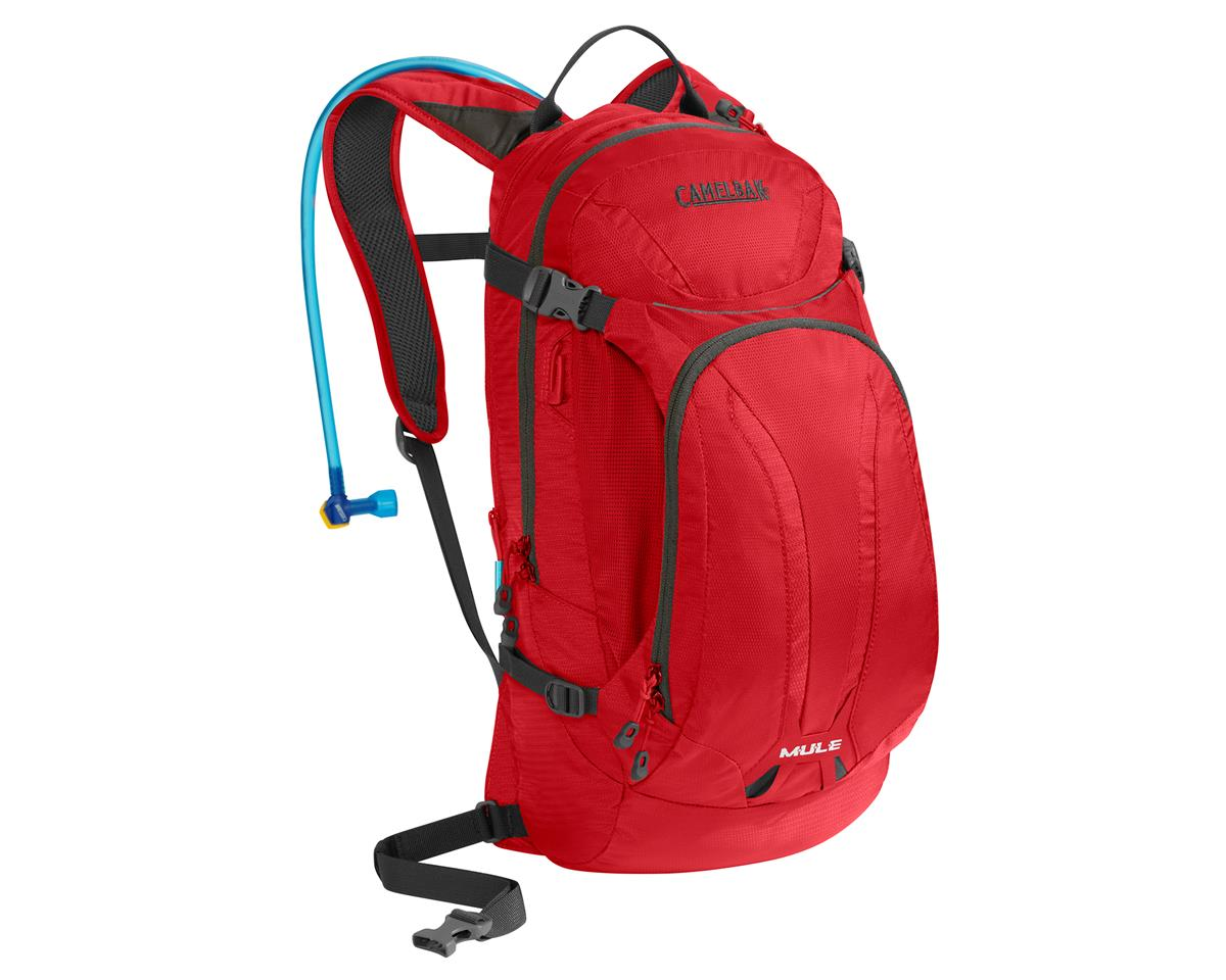 Camelbak M.U.L.E Hydration Pack (Barbados Cherry) (100oz/3L)