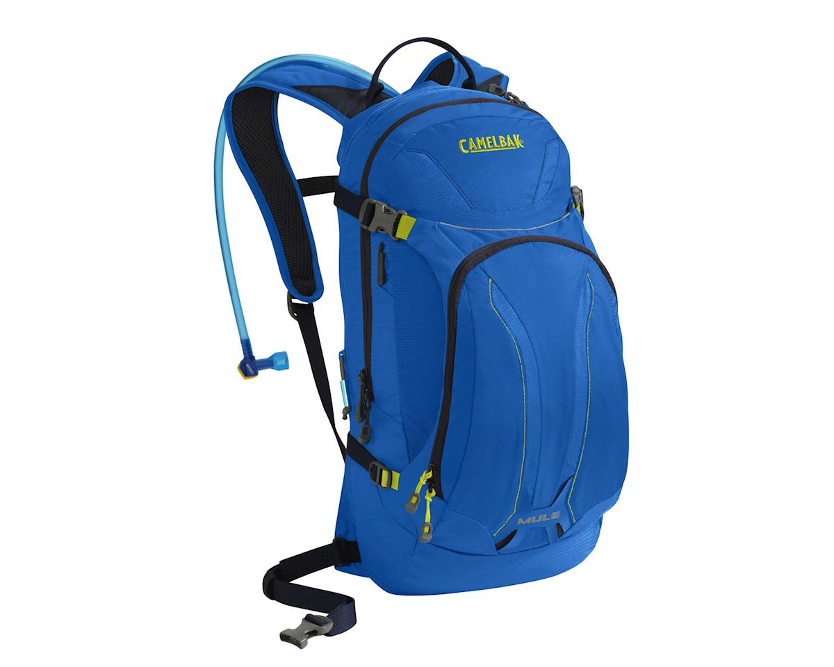 Image 1 for CamelBak M.U.L.E. 100oz Hydration Pack (Electric Blue)