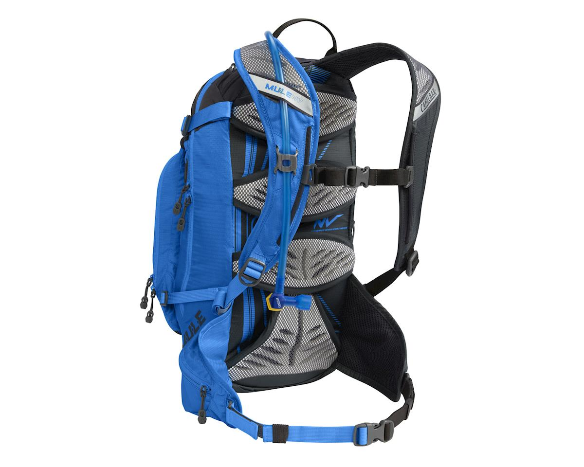 Image 2 for CamelBak M.U.L.E. 100oz Hydration Pack (Electric Blue)