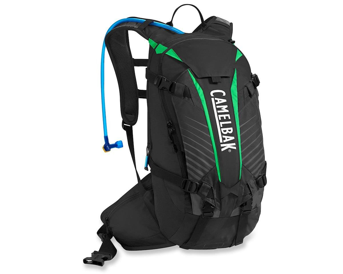 Camelbak KUDU 12 Enduro Hydration Pack (Black/Andean Toucan) (100oz/3L)