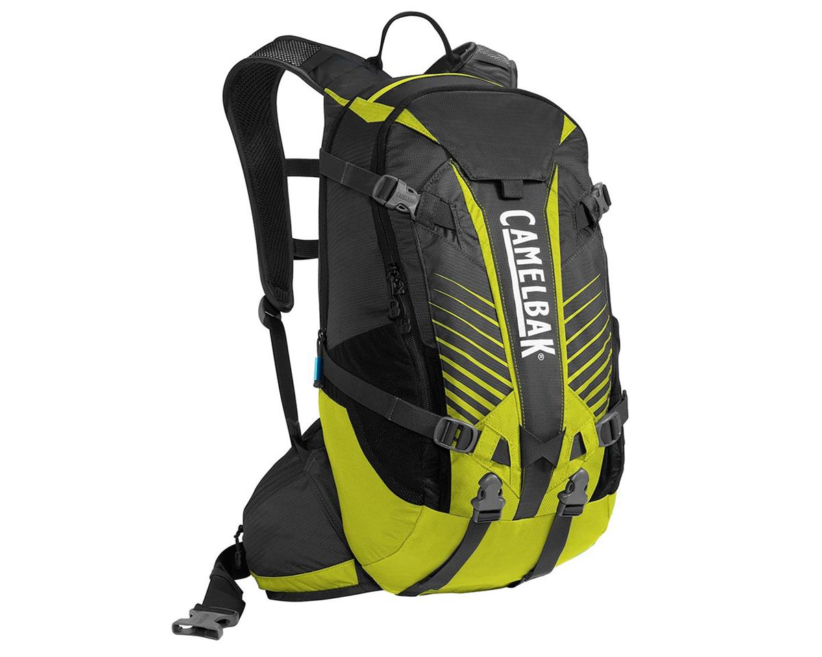 KUDU 18 Enduro Hydration Pack (Charcoal/Sulphur Spring) (100oz/3L)