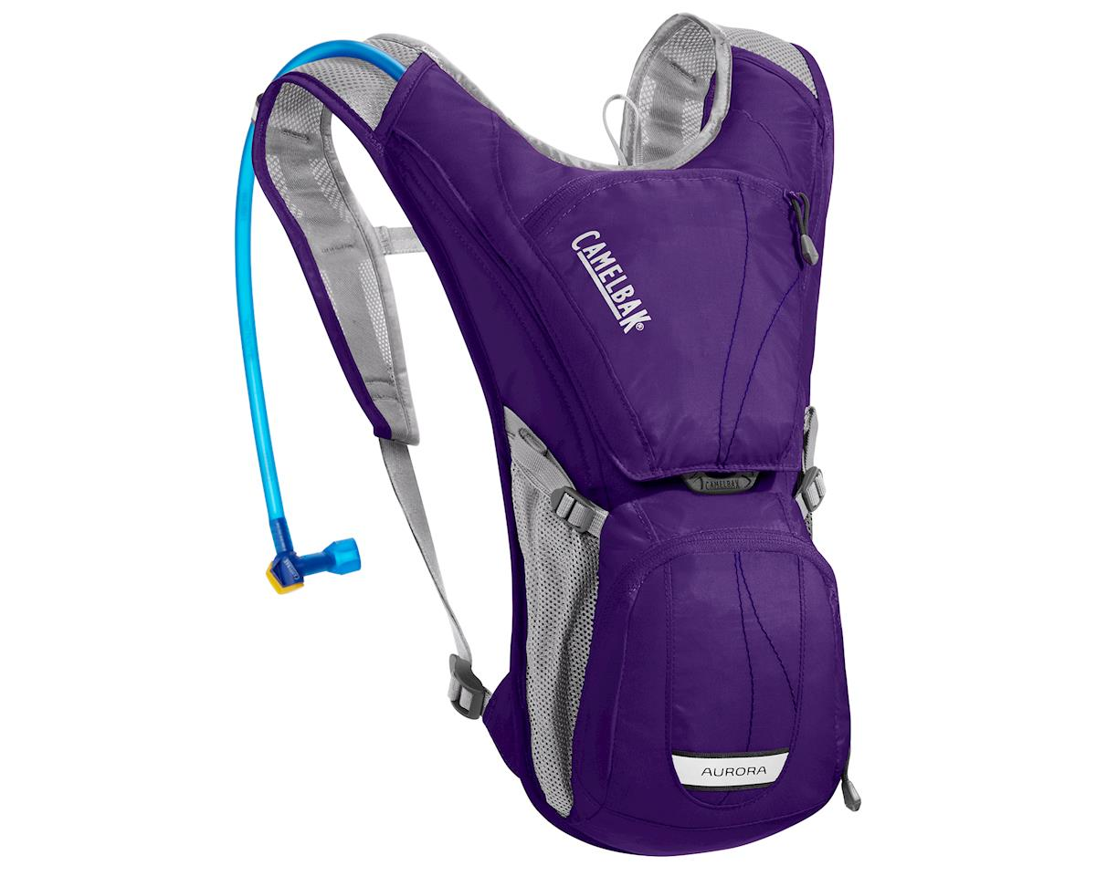 Camelbak Aurora Hydration Pack (Purple/Blue Depths) (70oz/2L)