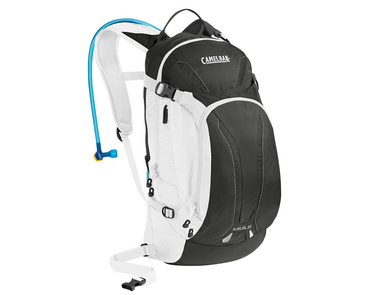 Camelbak M.U.L.E Hydration Pack (Charcoal/White) (100oz/3L)