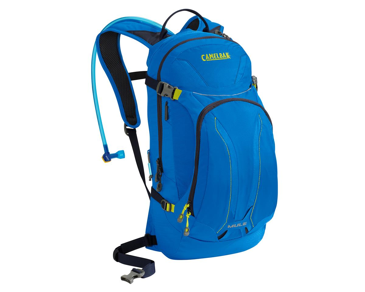 Camelbak M.U.L.E. Hydration Pack (Imperial blue/Charcoal) (100oz/3L)