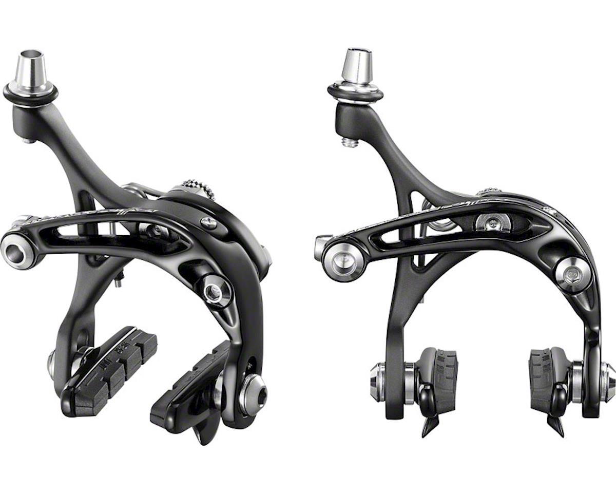 Campagnolo Potenza Brakeset, Dual Pivot Front and Rear, Black