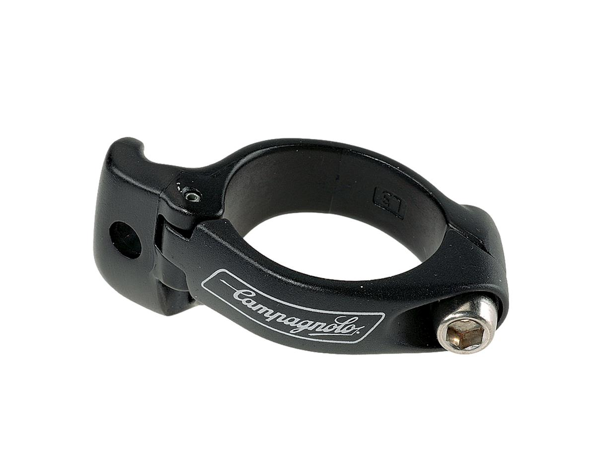 Campagnolo Record Front Derailleur Clamp Adapter (Black)