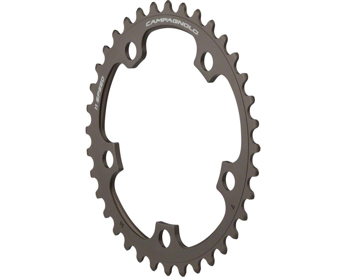 Campagnolo 11-Speed 36t Chainring for Athena, Black