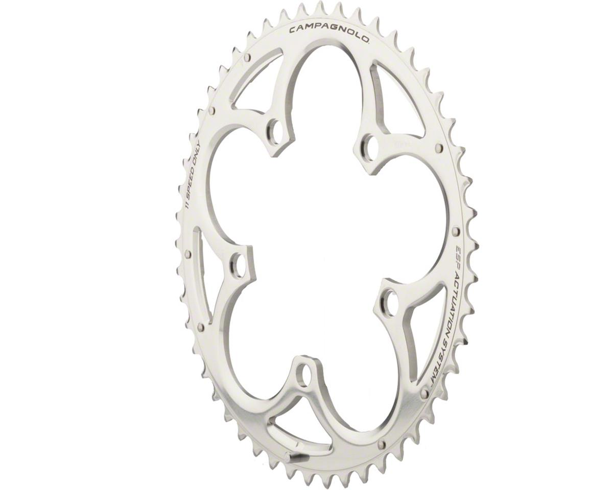 Campagnolo 11-Speed 50t Chainring for 2010 Athena, Silver