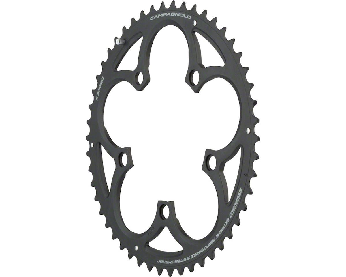 Campagnolo 11 Speed 50 Tooth Chainring for Athena, Black