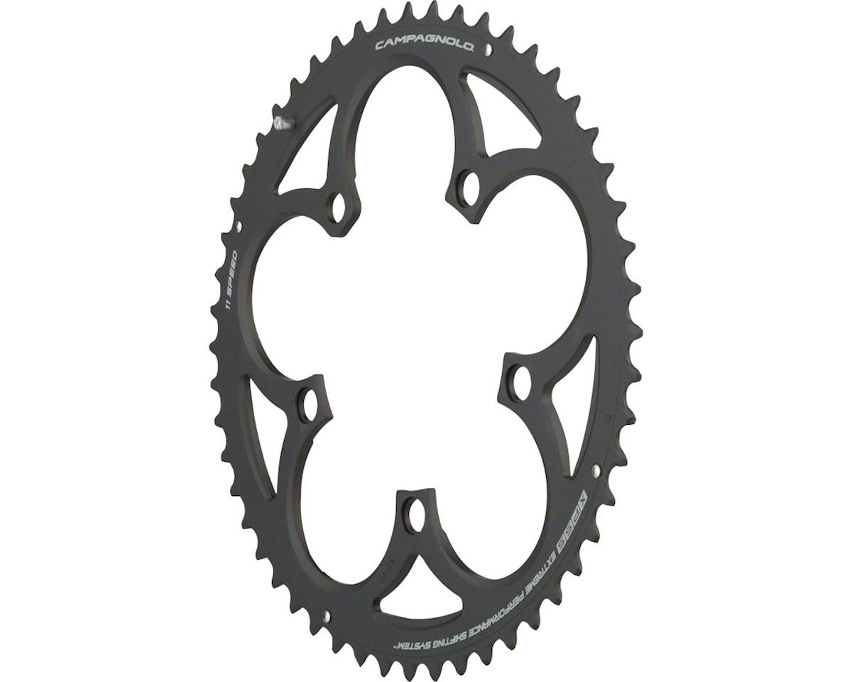 Campagnolo 11 Speed 52 Tooth CT Chainring for Athena, Black