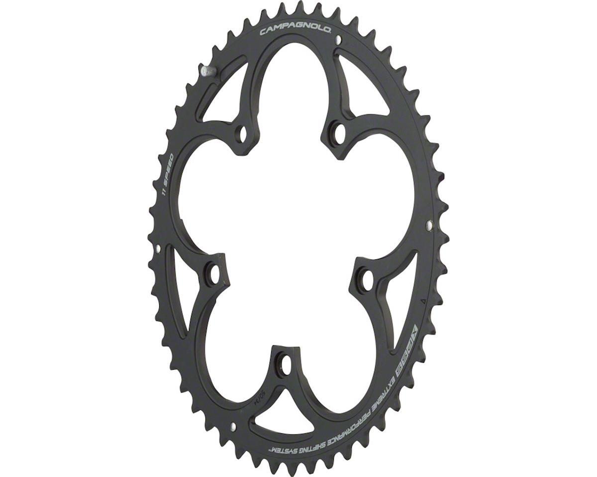 Record and Ch Campagnolo 11-Speed 50 Tooth Chainring for 2011-2014 Super Record