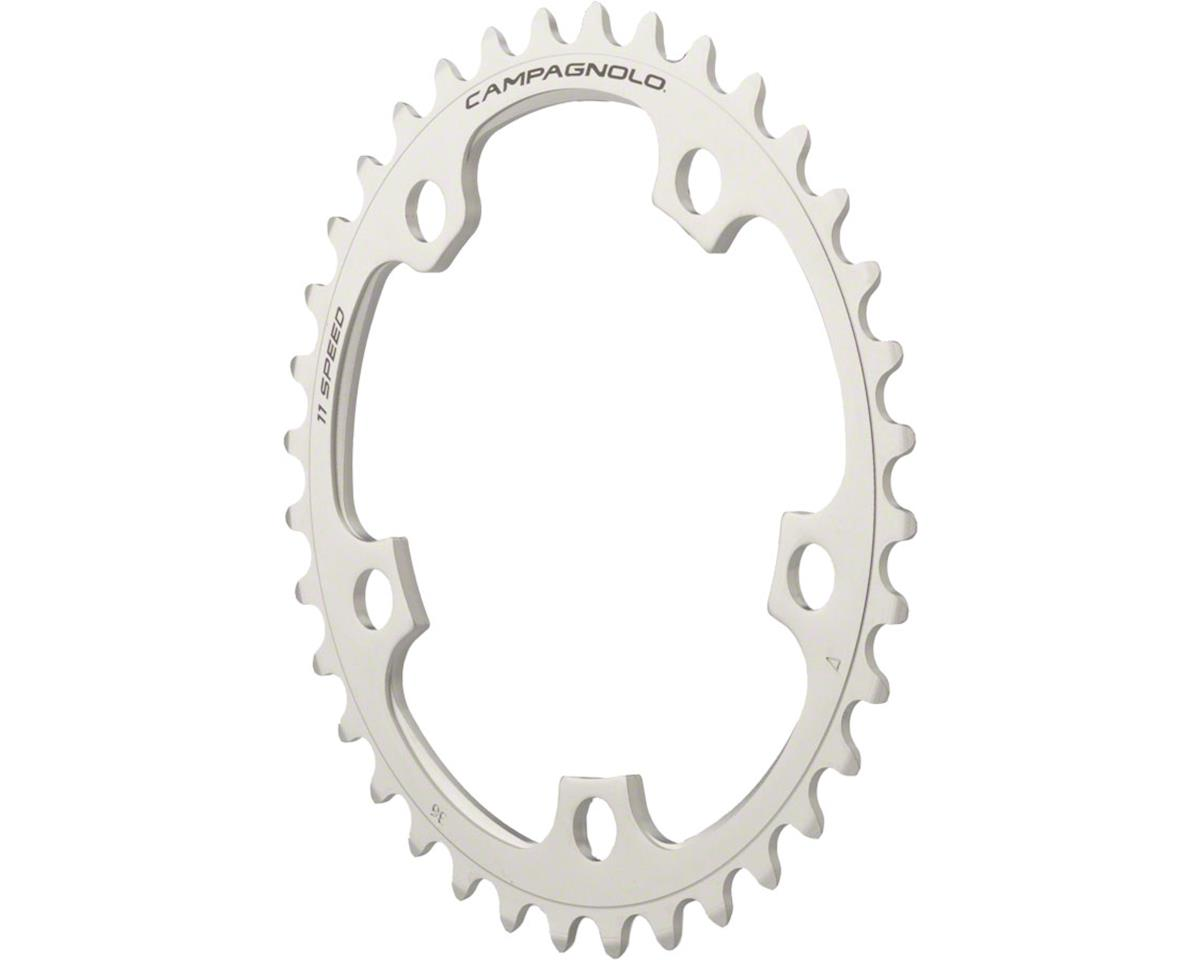Campagnolo 11-Speed 36t Chainring for CX, SIlver