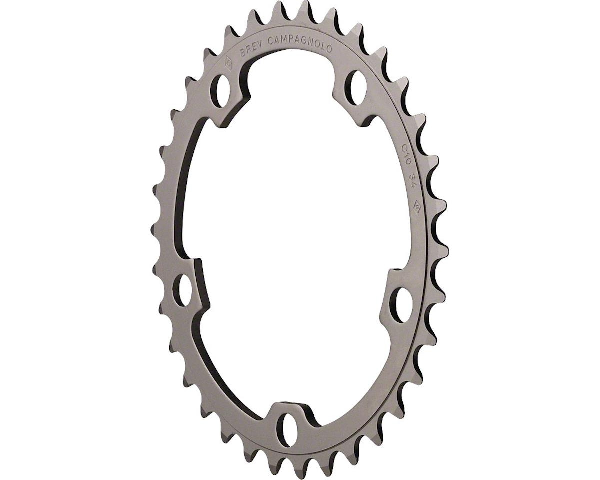 Campagnolo 10-Speed 34t Chainring, AFT Finish