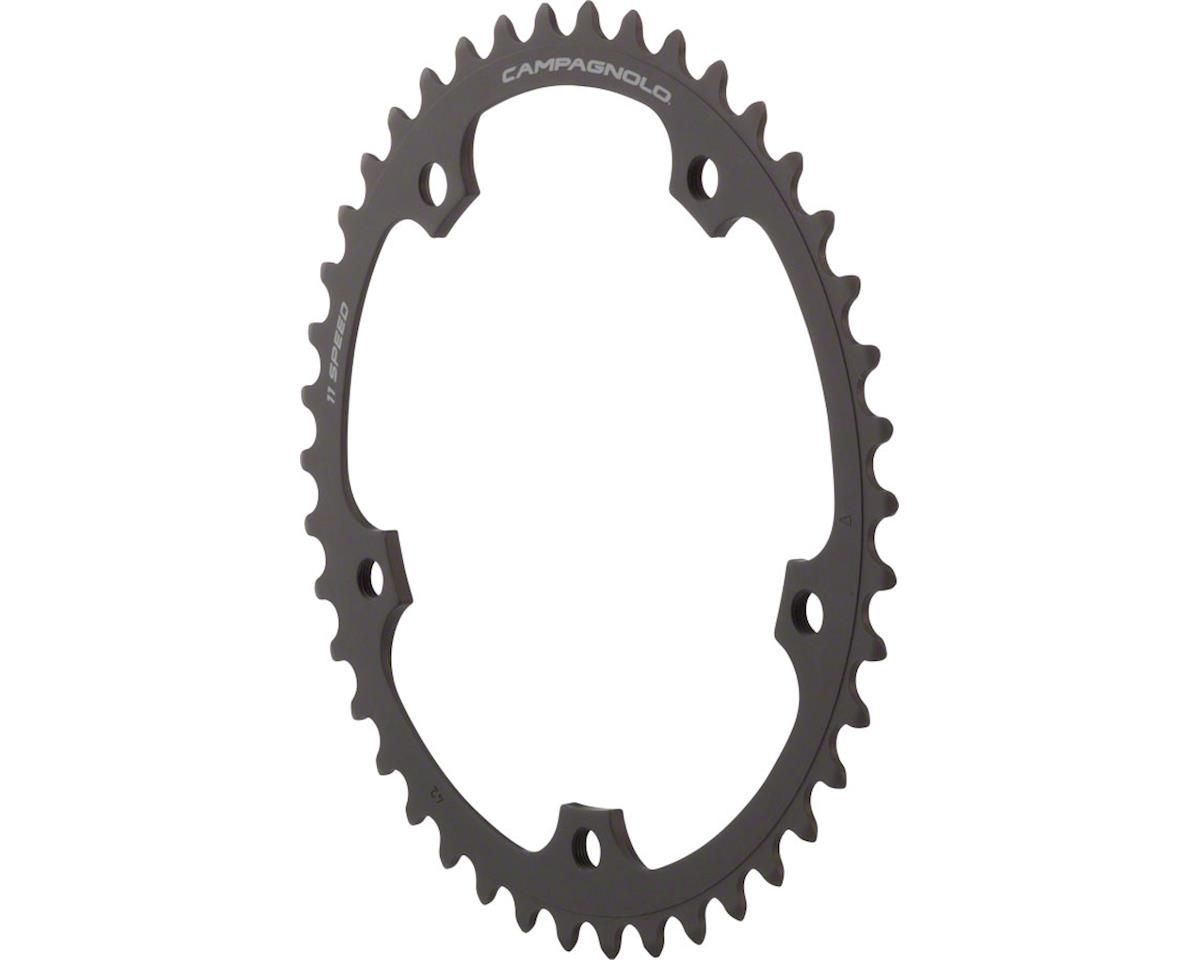 Campagnolo 11-Speed 42t Chainring for 2011-2014 Super Record, Record and Chorus,