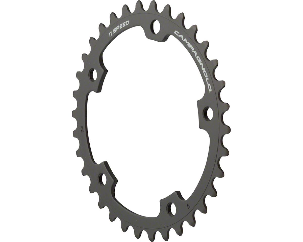 Campagnolo 11-Speed 34t Chainring for 2011-2014 Super Record, Record and Chorus,