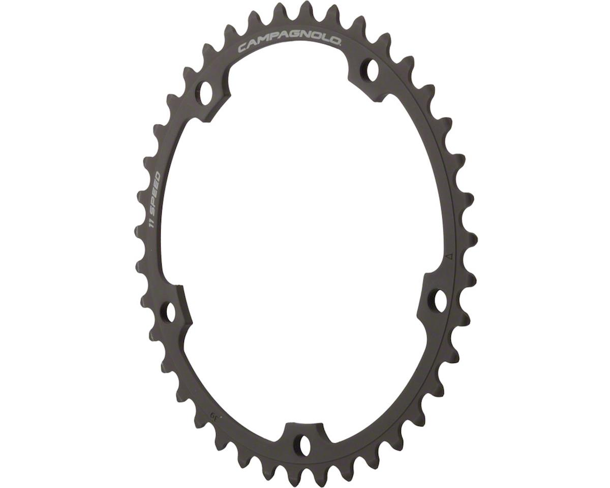Campagnolo 11-Speed 39t Chainring for 2011-2014 Super Record, Record and Chorus,