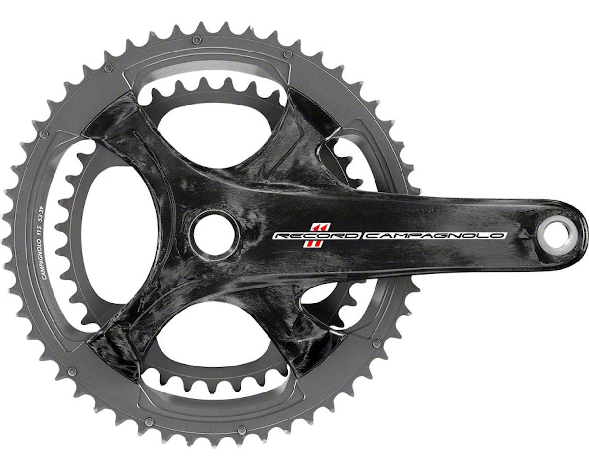 Record Crank 172.5mm, 53-39t, Carbon