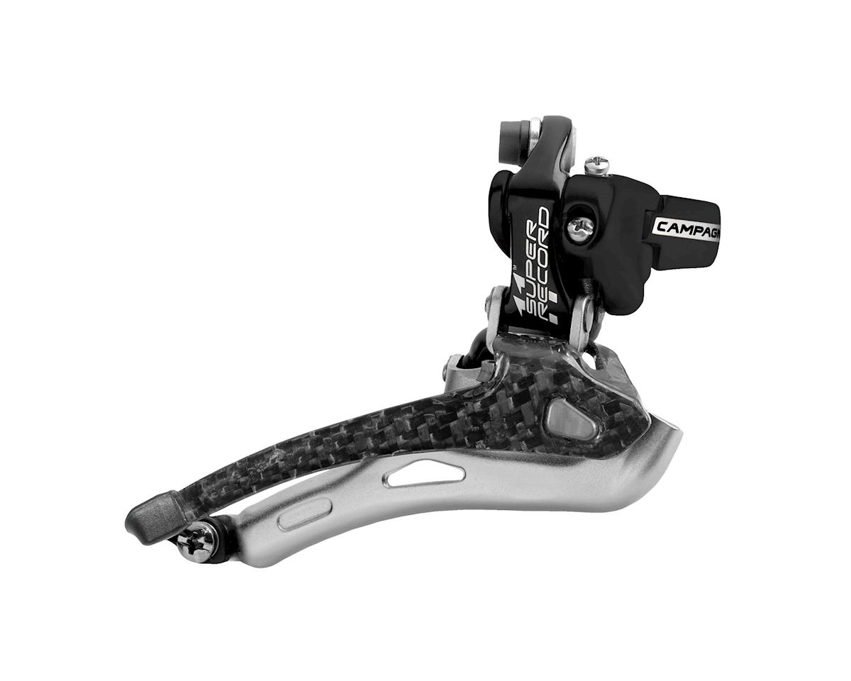 Campagnolo Super Record 11 Braze-On Front Derailleur