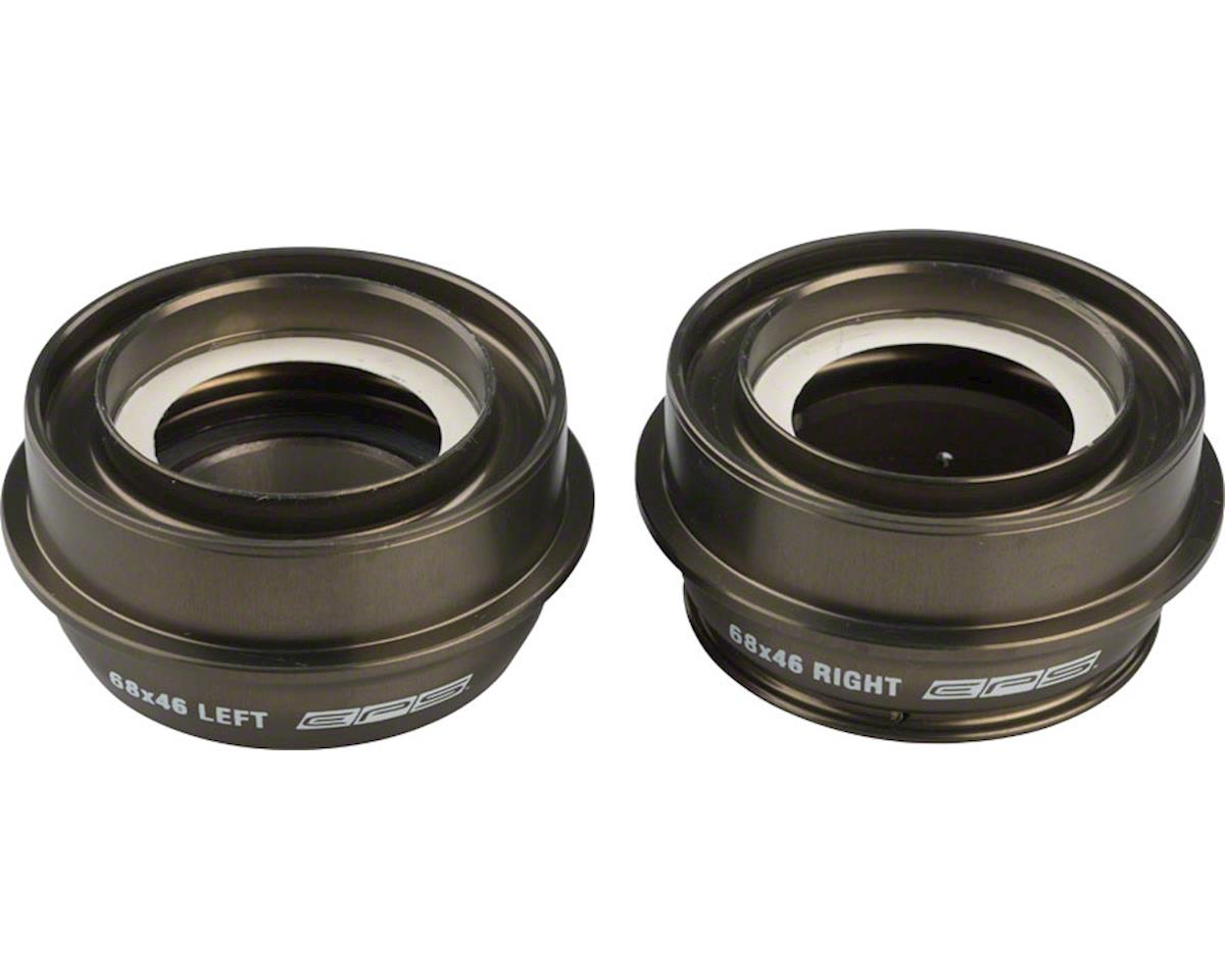 Campagnolo Power-Torque Bottom Bracket Cups PF30, 68x46