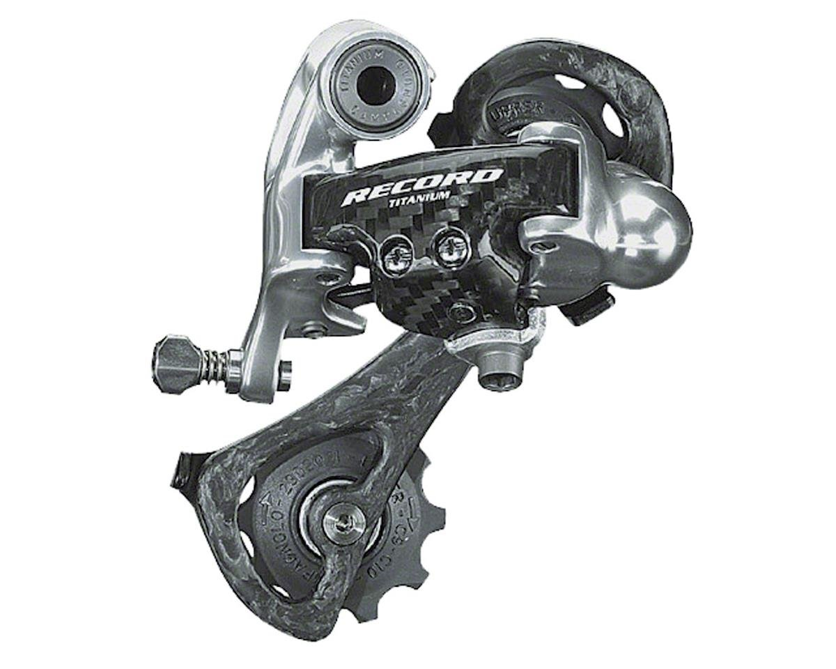Campagnolo Record Rear Derailleur, 10 Speed, Medium Cage, Carbon