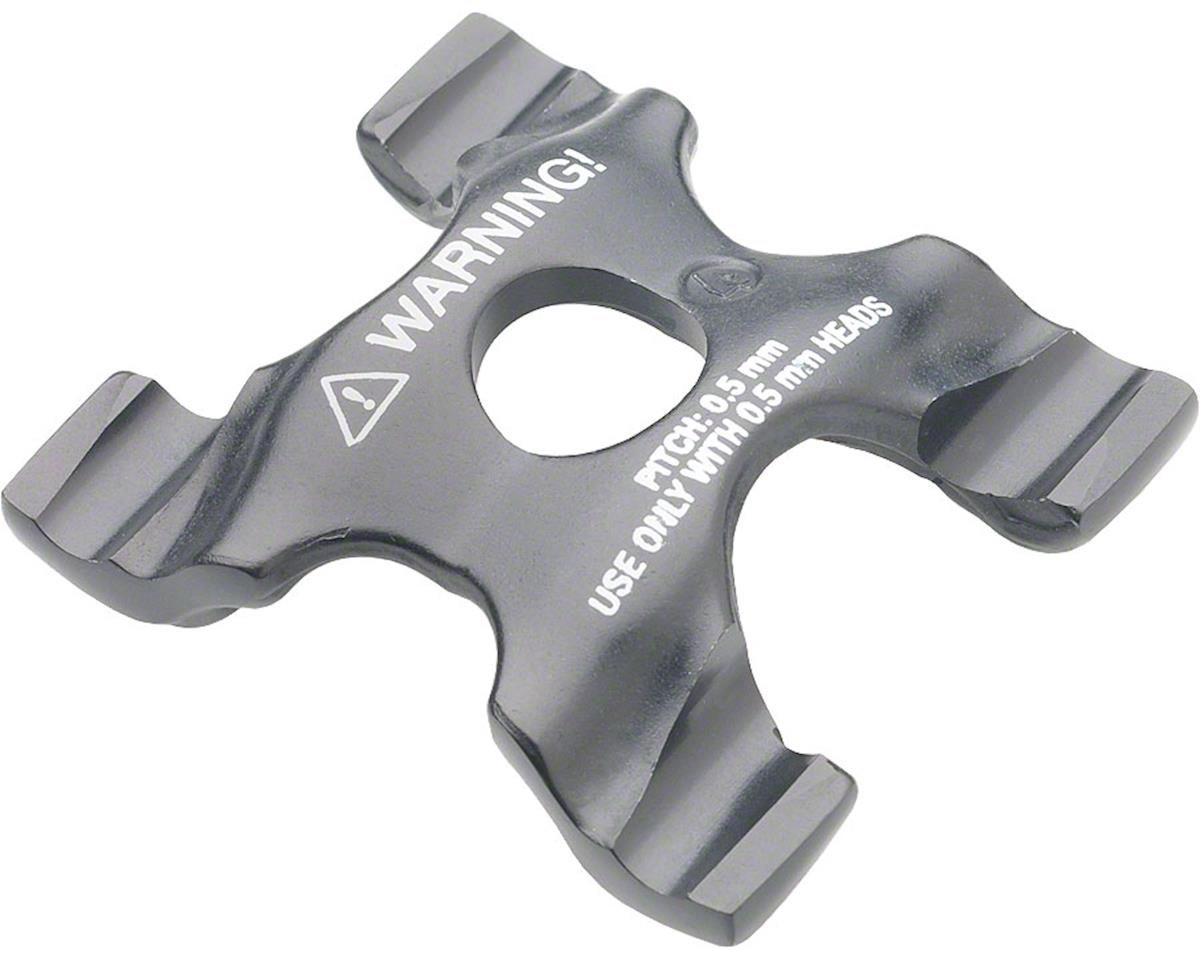Campagnolo Lower Saddle Clamp for Record Seatposts, .5mm Pitch