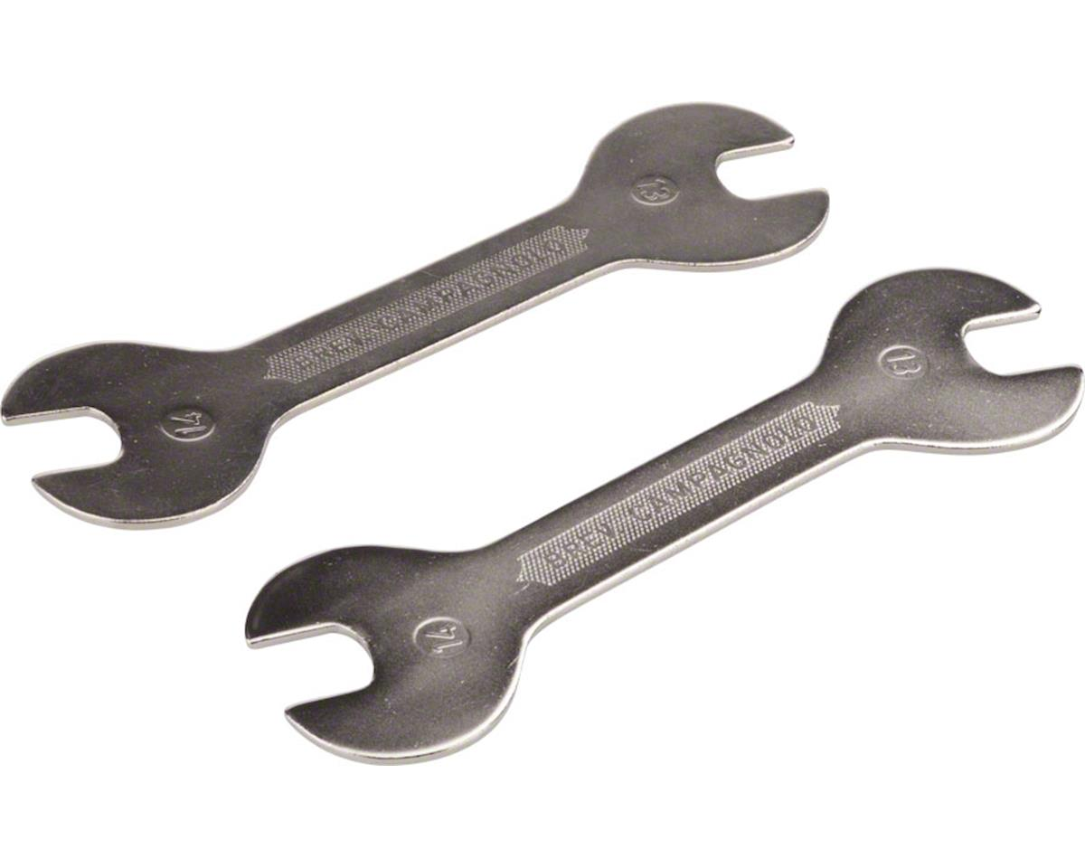 Campagnolo 13-14mm Cone Wrenches, Set of 2