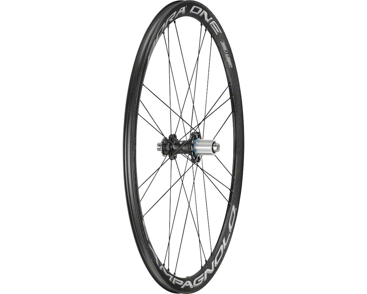 Campagnolo Bora One 35 Wheelset - 700c, 12 x 100/142mm, Center-Lock, Dark Label,