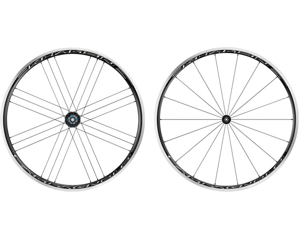 Campagnolo Khamsin Wheelset (Black) (700c) (Clincher)