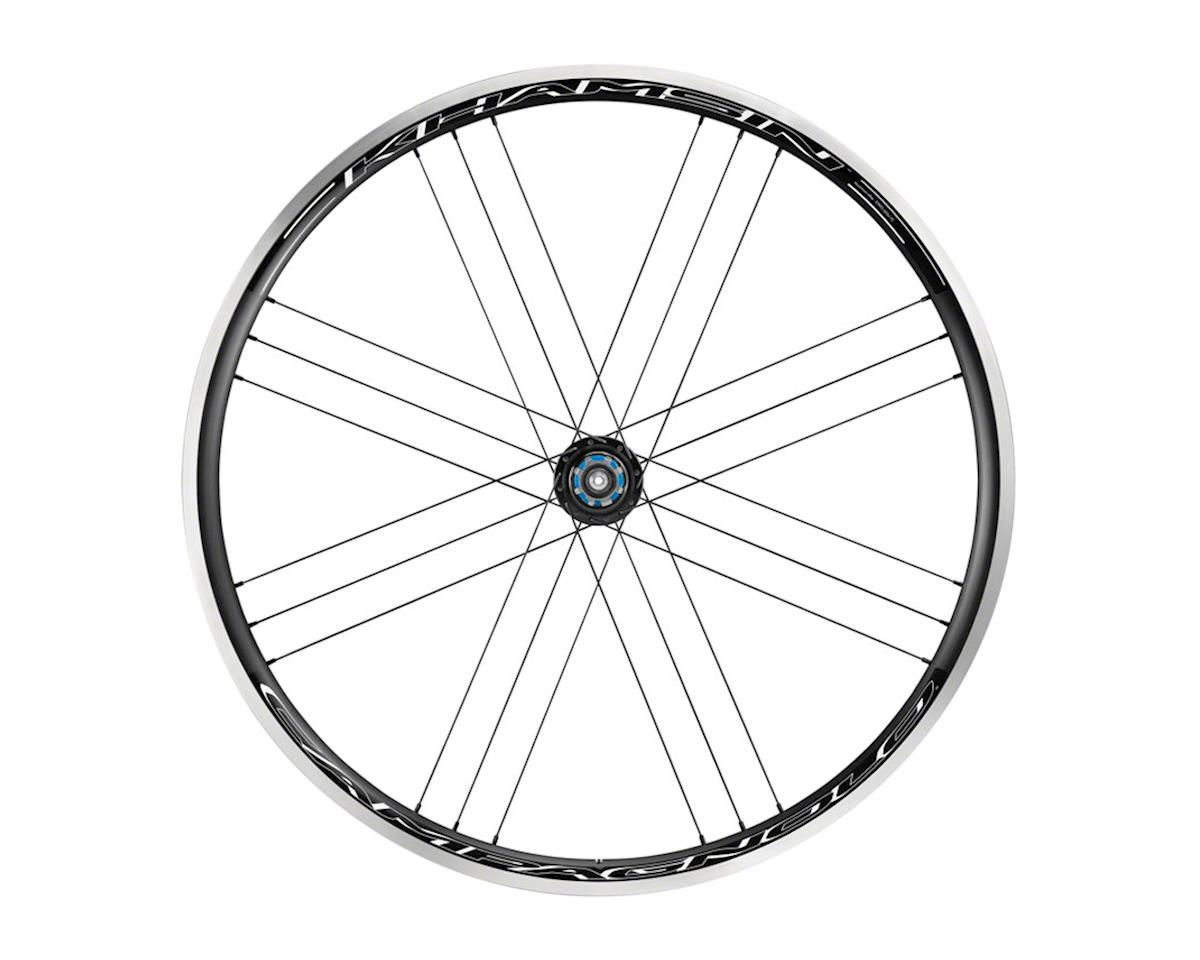campagnolo khamsin wheelset  black   700c   clincher