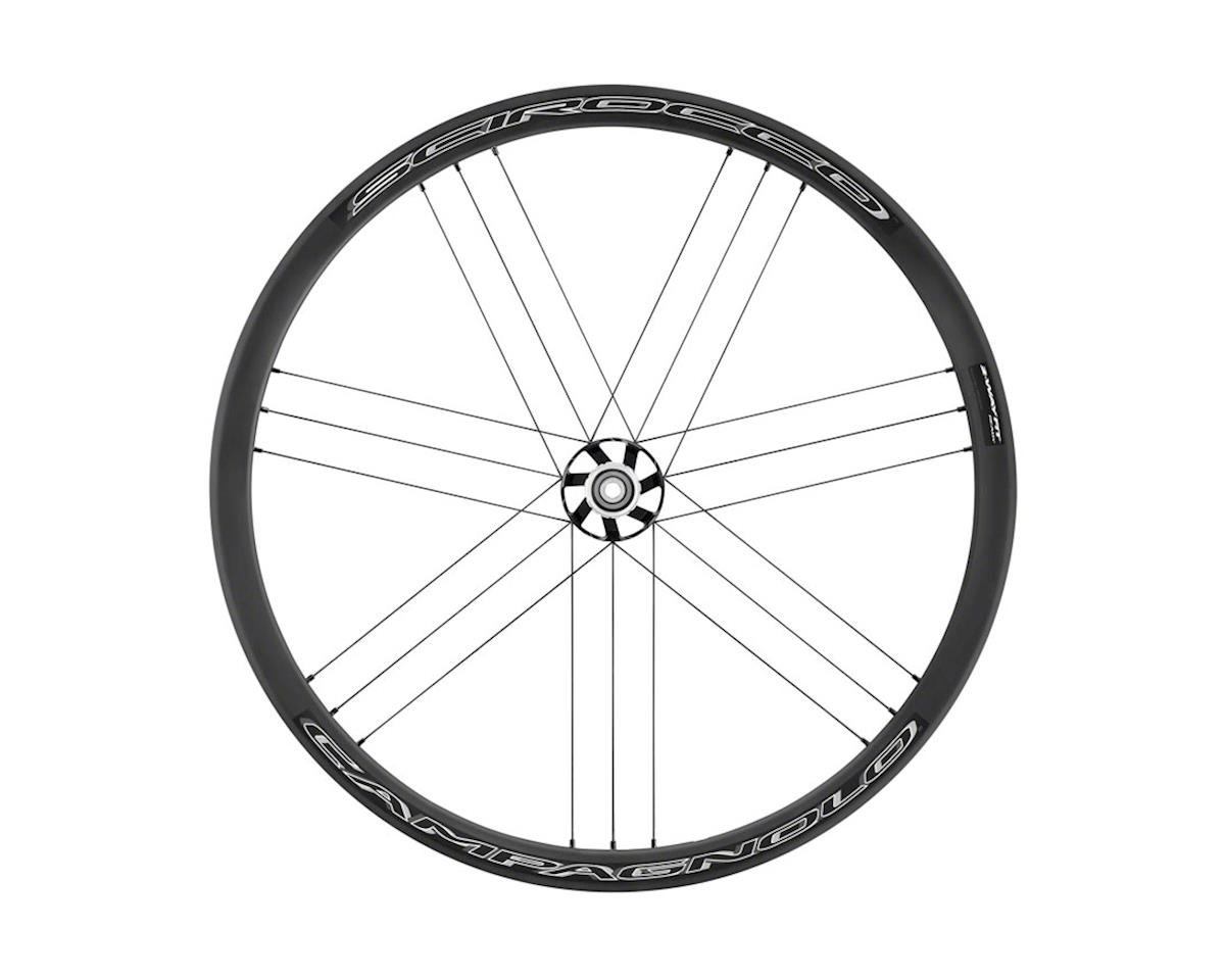 Campagnolo Scirocco Disc Brake Wheelset (Black) (700c) (Clincher)