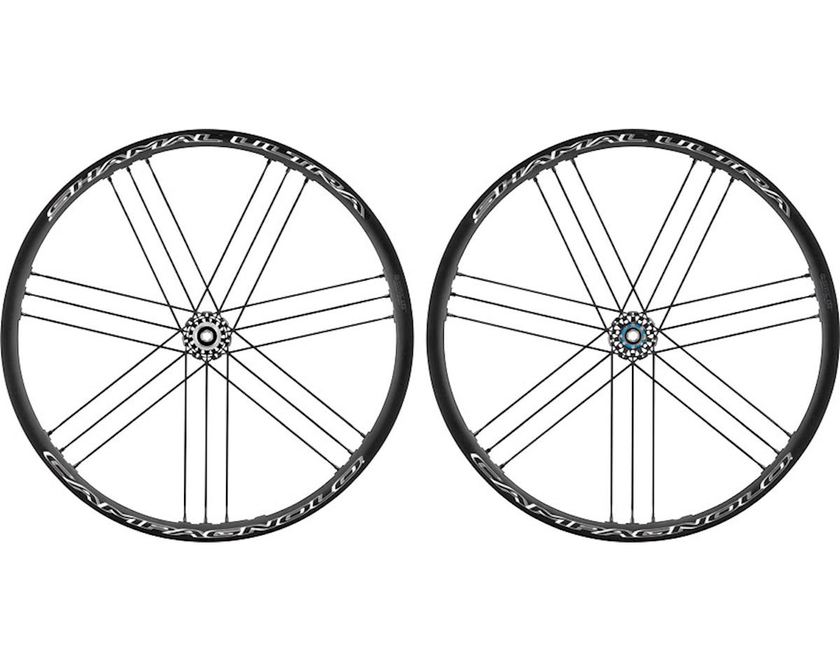 Image 1 for Campagnolo Shamal Ultra Disc Brake Wheelset (2-Way Fit) (700c)