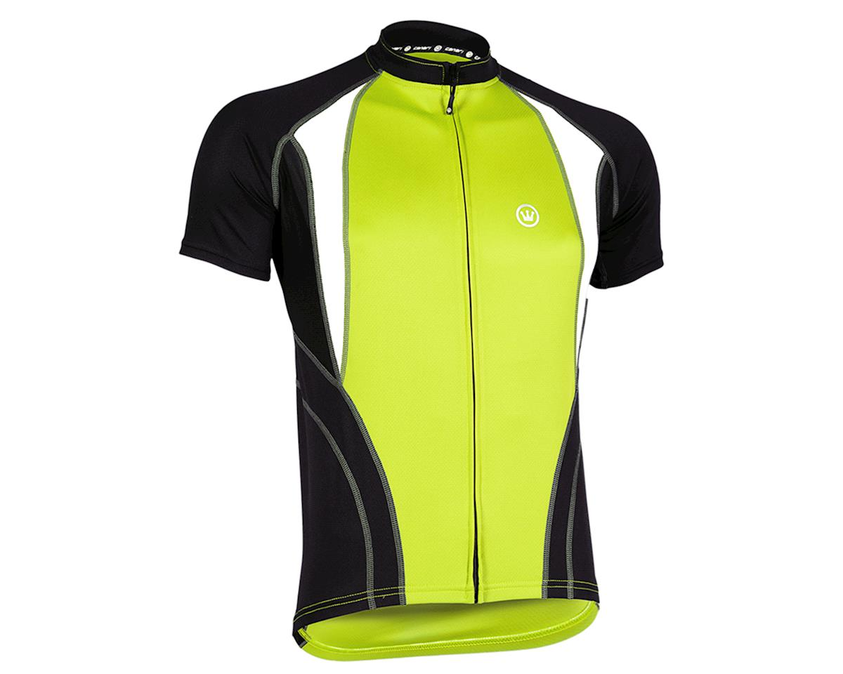 Canari Jorah Cycling Jersey (Yellow)