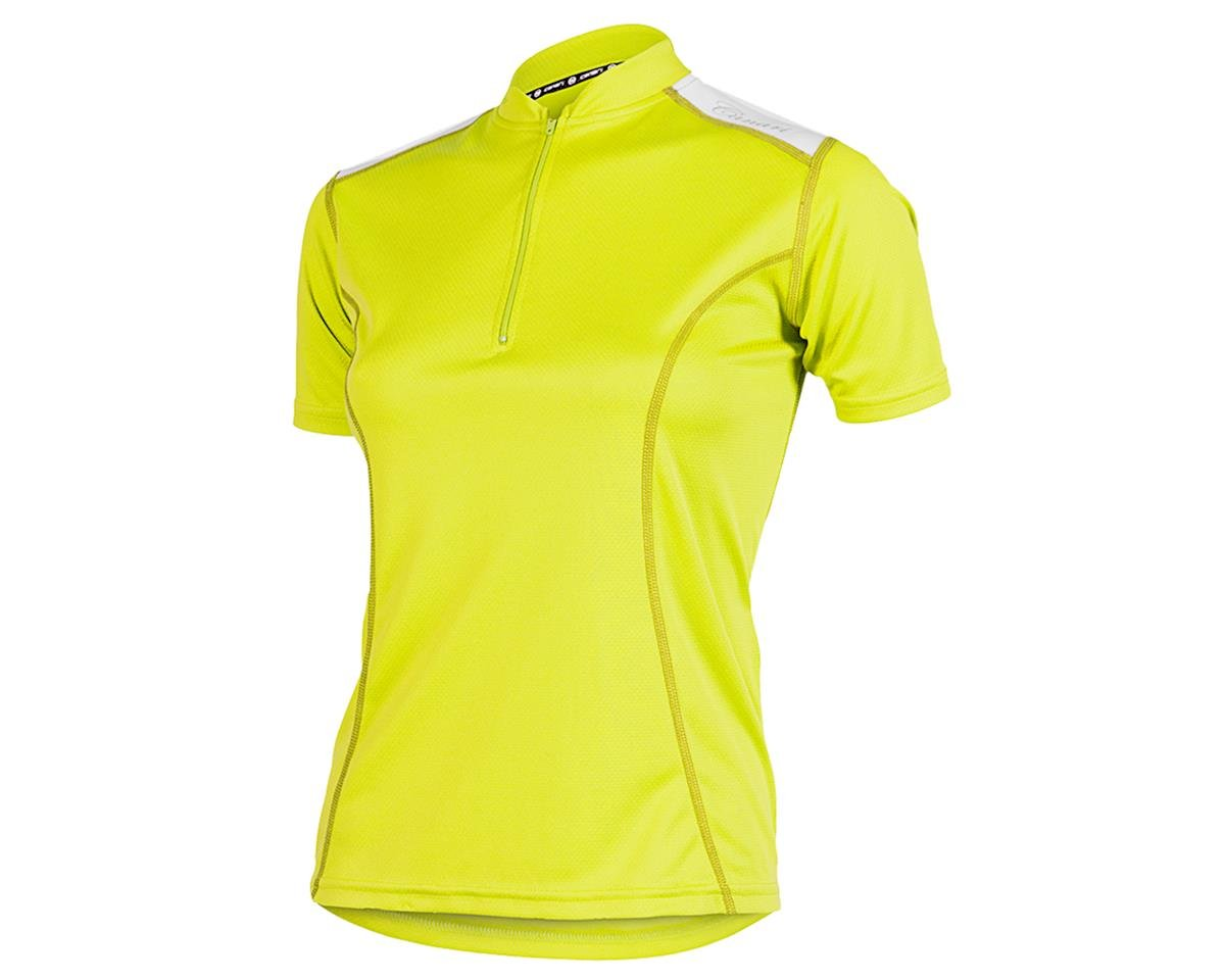 Canari Essential Women's Jersey (Killer Yellow) (L)