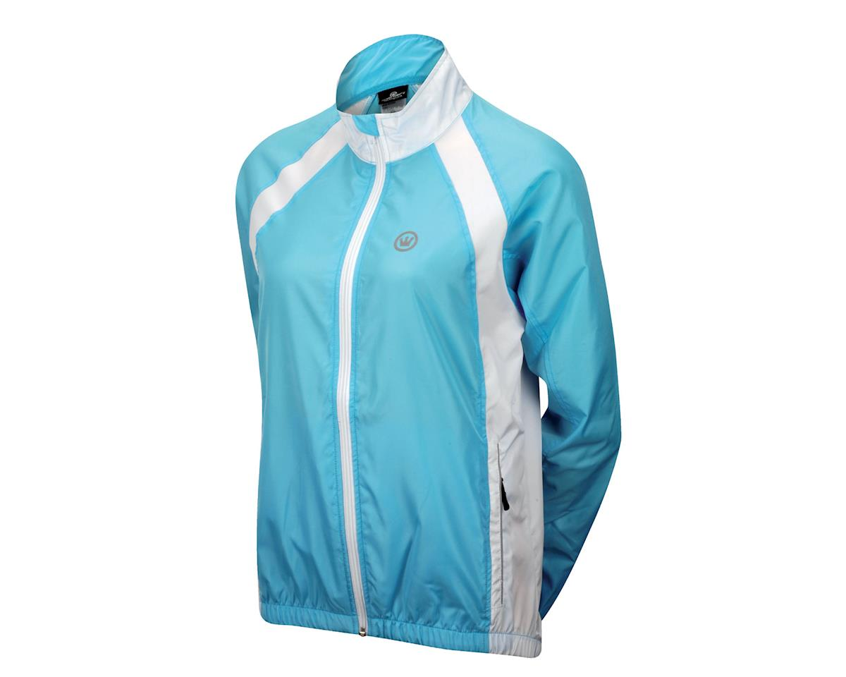 Image 1 for Canari Women's Breakaway Shell Jacket (Freshwater Blue)