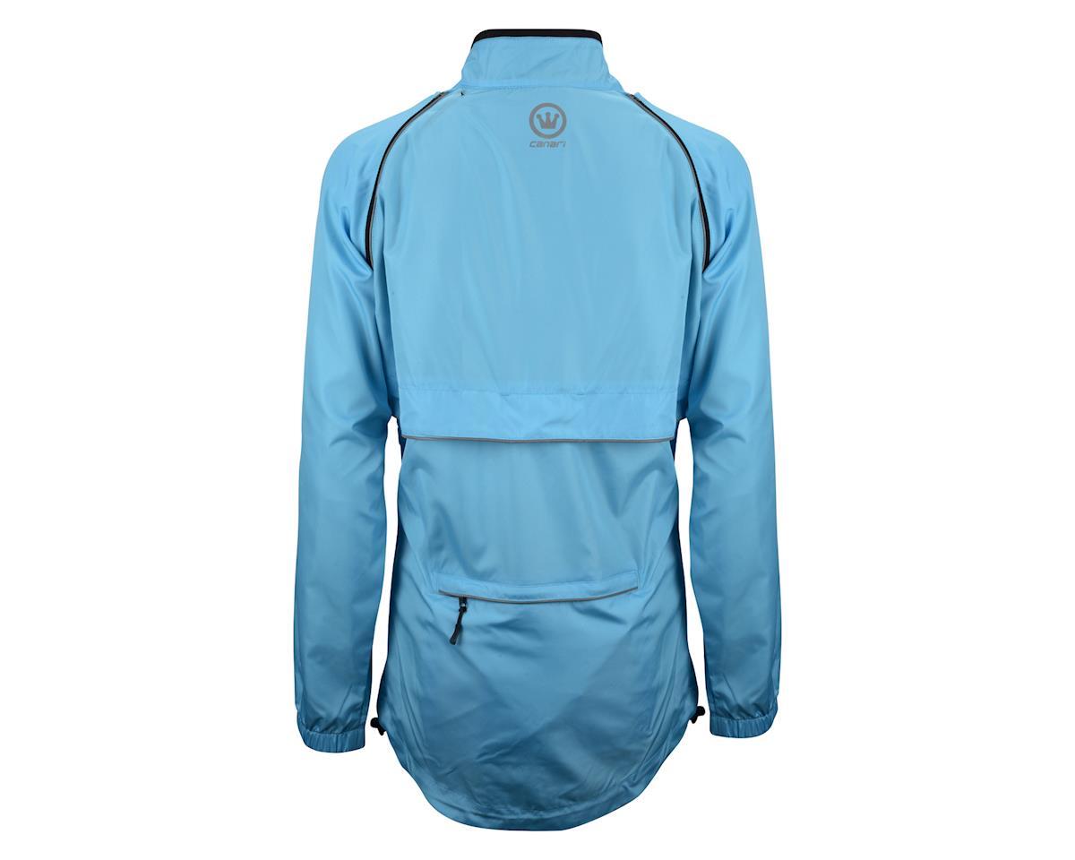 Canari Women's Tour II Jacket (Freshwater Blue)