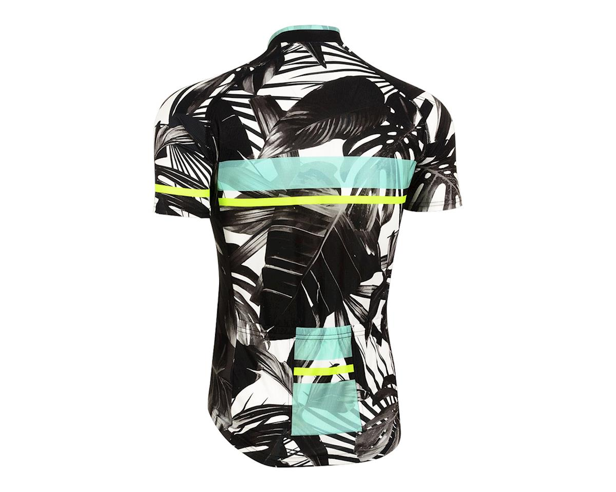 Canari Aero Short Sleeve Jersey (Tropicano Black/White)