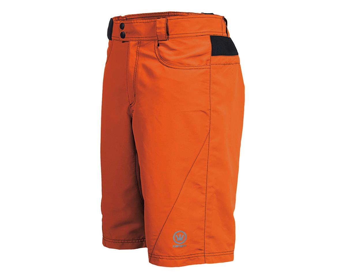 Canari Atlas Gel Baggy Cycling Shorts (Orange) (XL)