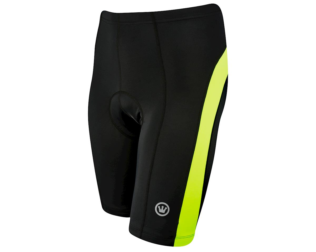Canari Blade Gel Cycling Shorts (Killer Yellow)