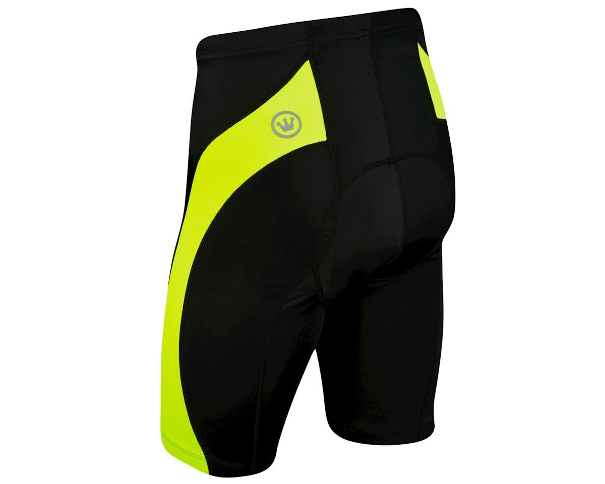 Canari Blade Gel Cycling Shorts (Killer Yellow) (XL)