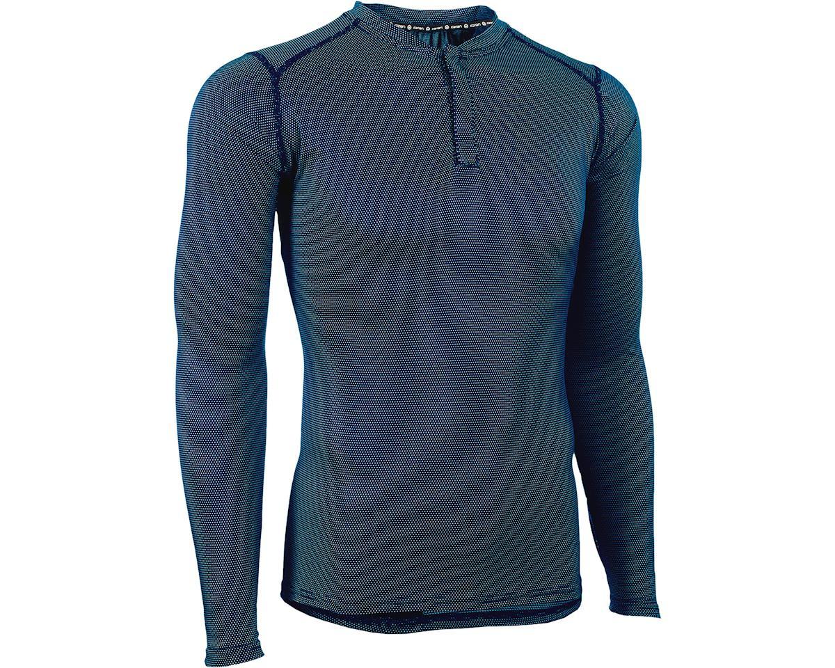 Canari Bernies Long Sleeve Jersey (Twilight Blue)