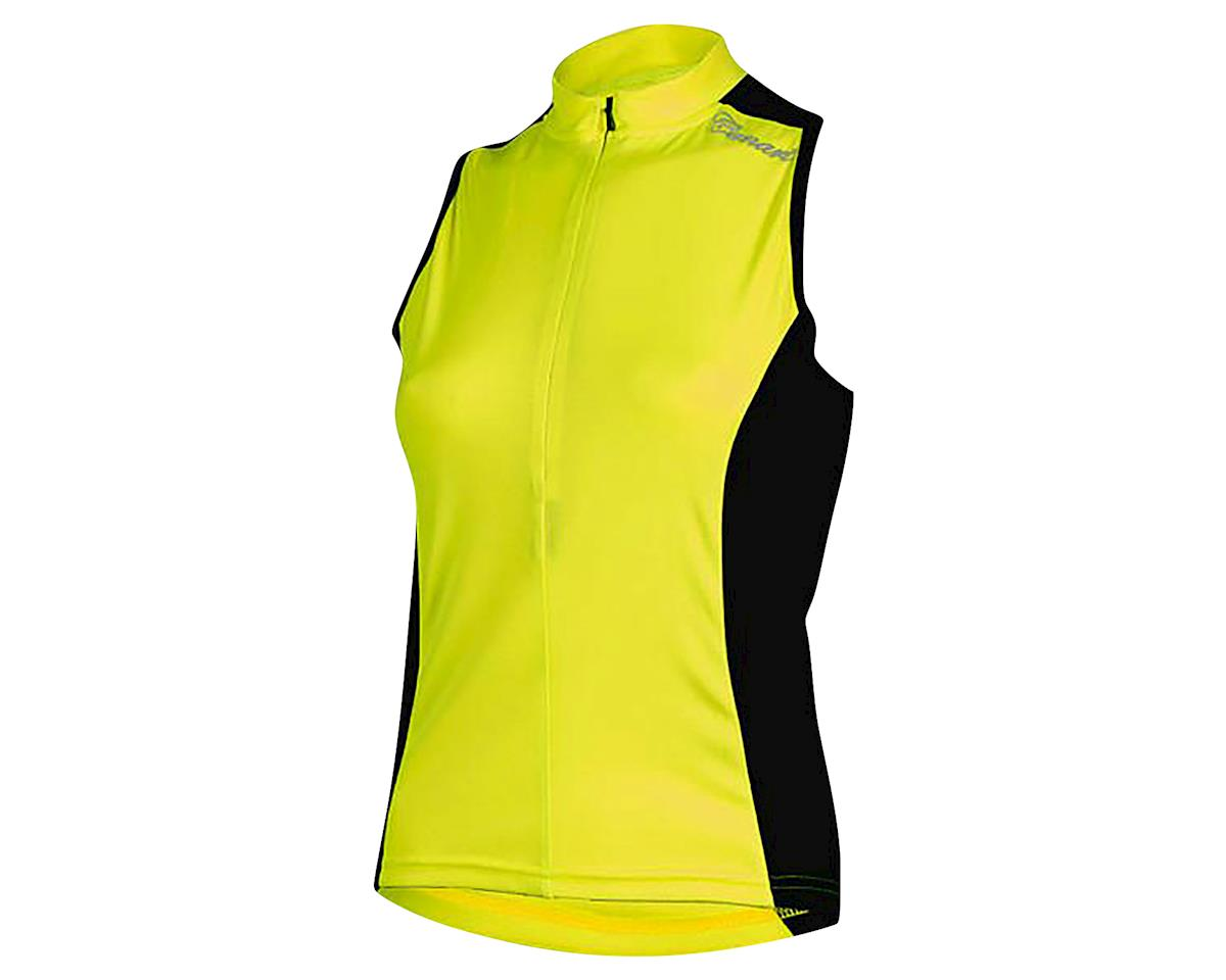 Canari Women's Fay Tank (Killer Yellow)