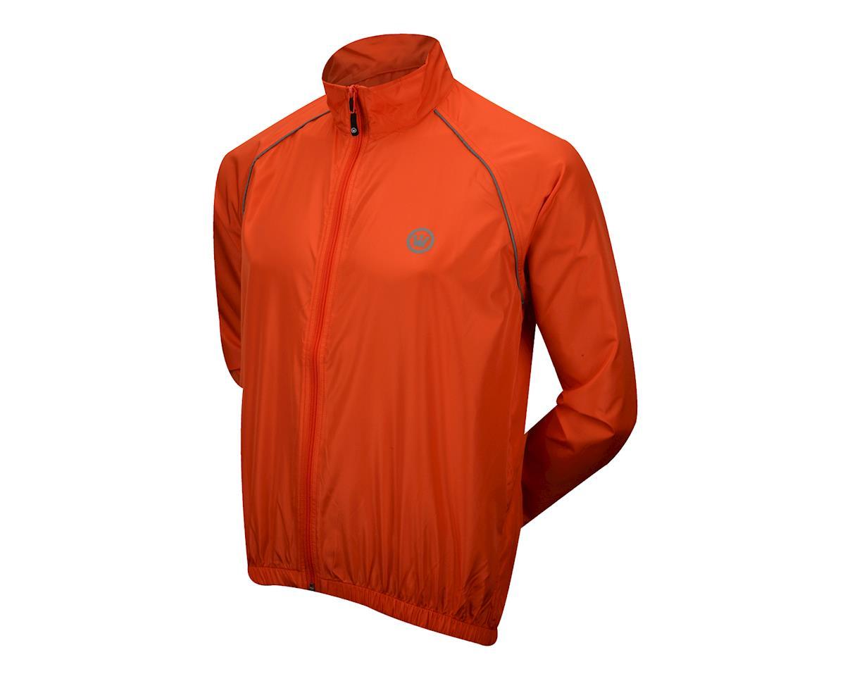 Canari Solar Flare Windshell Jacket (Electric Blue)