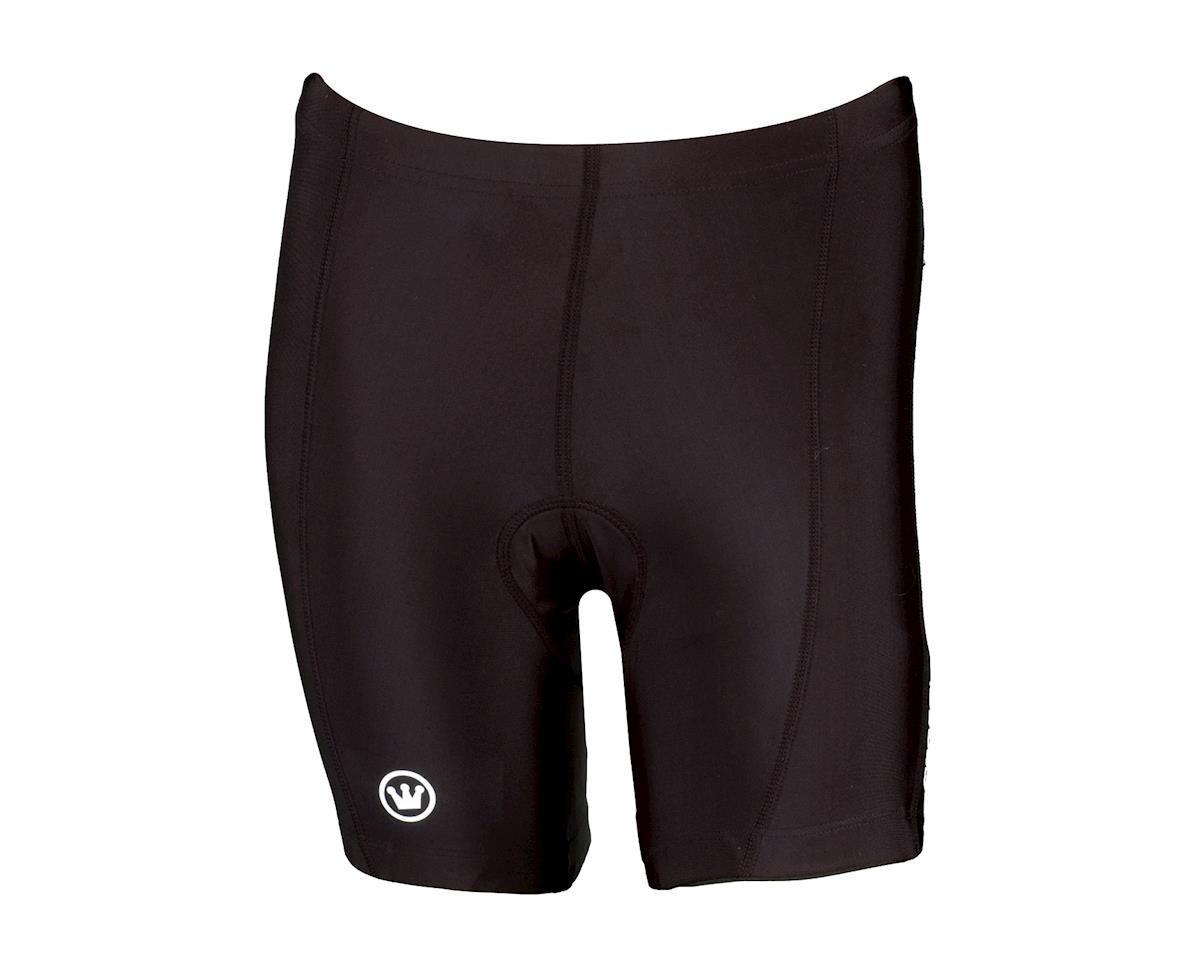 Image 2 for Canari Women's Vortex Pro Gel Shorts (Black)