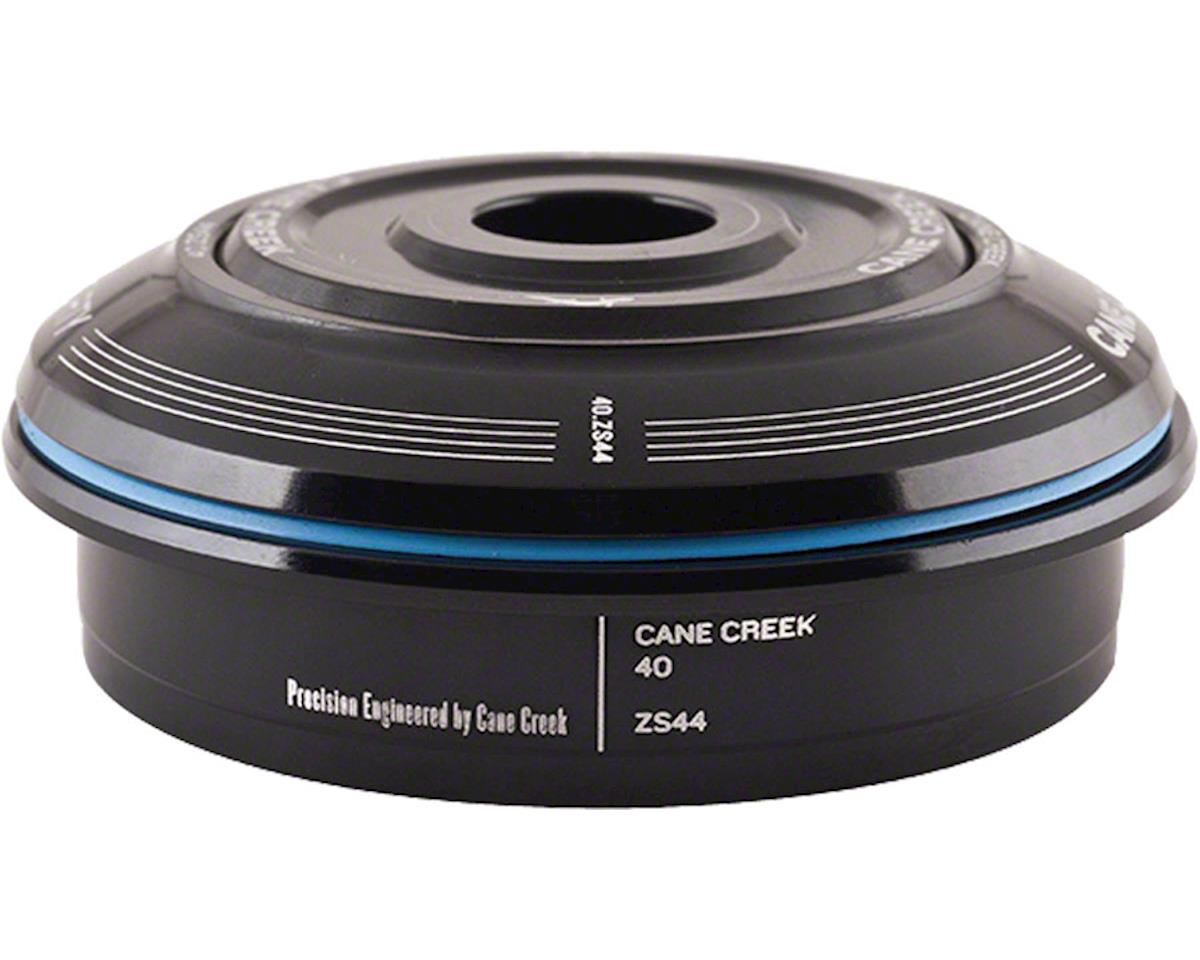 Cane Creek 40 Short Cover Top Headset (Black) (ZS44) (28.6mm)