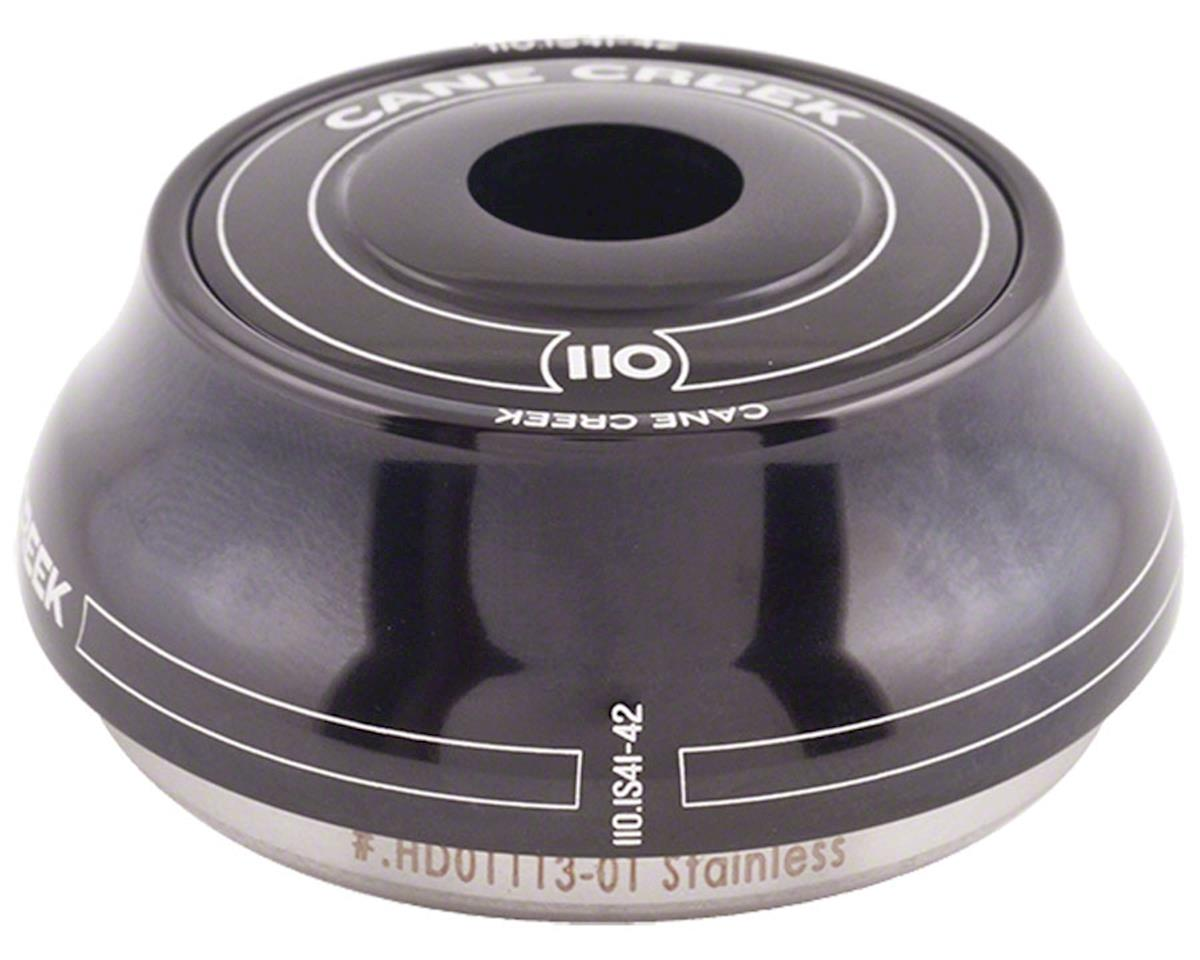110 IS41/28.6 Tall Cover Top Headset Black