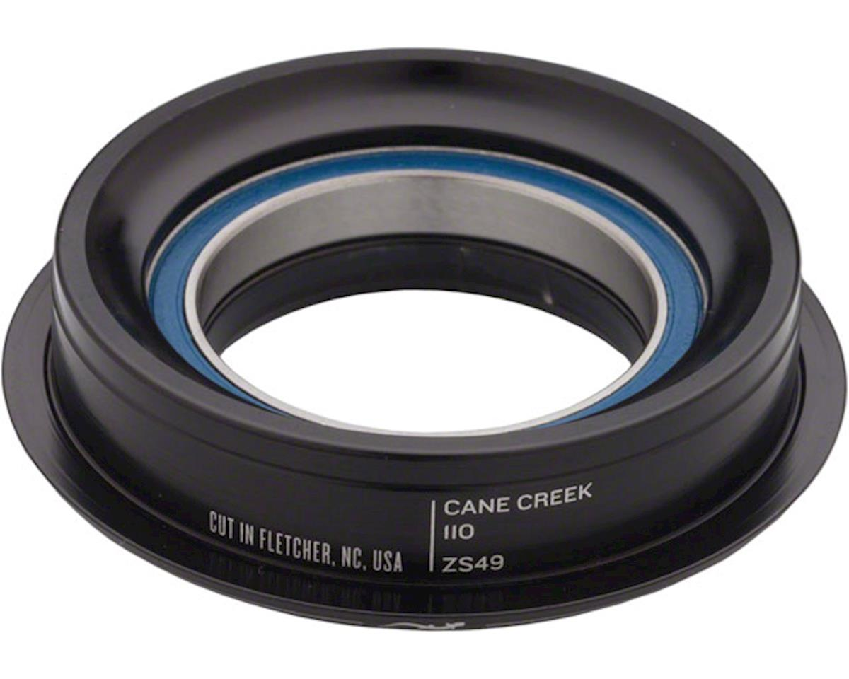 Cane Creek 110 Conversion Bottom Headset (Black) (ZS49/30)