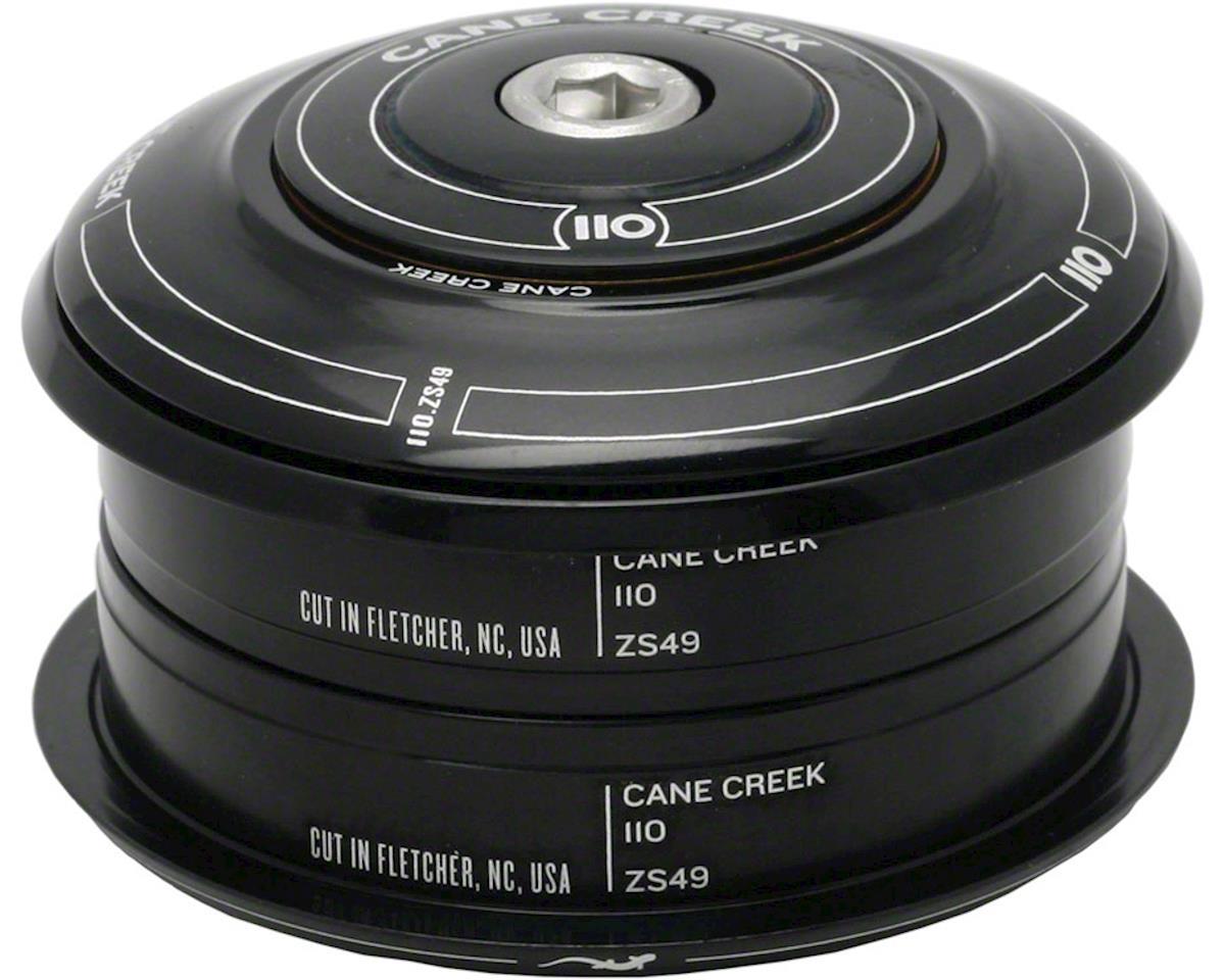 Cane Creek 110 Conversion Headset (Black) (ZS49/30) (28.6mm Threadless)
