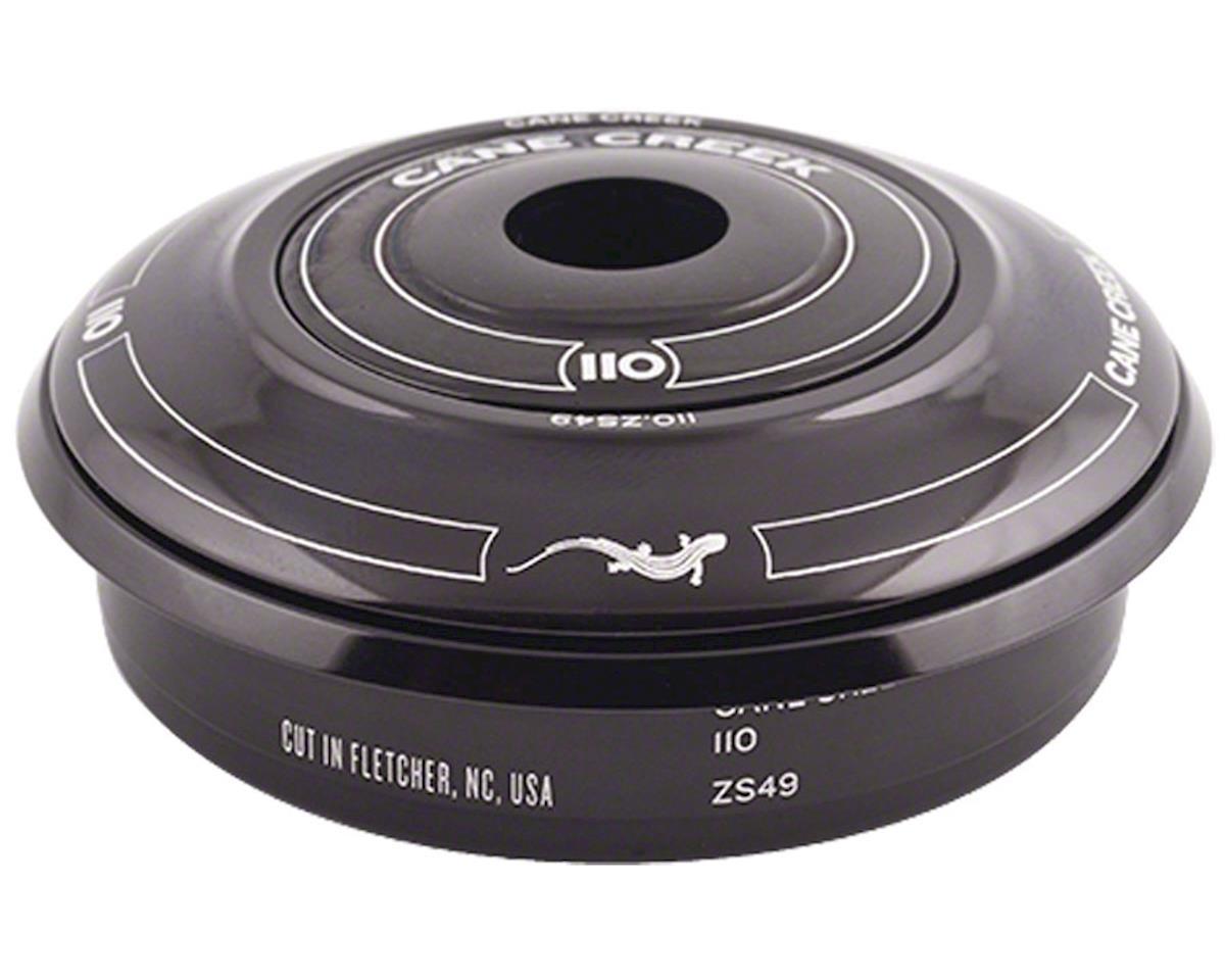 Cane Creek 110 Conversion Top Headset (Black) (ZS49) (28.6mm Threadless)