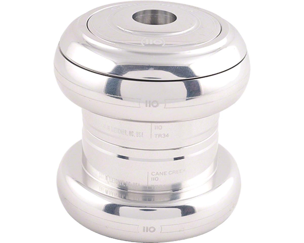 Cane Creek 110 Headset (Silver) (EC34/30) (28.6mm Threadless)