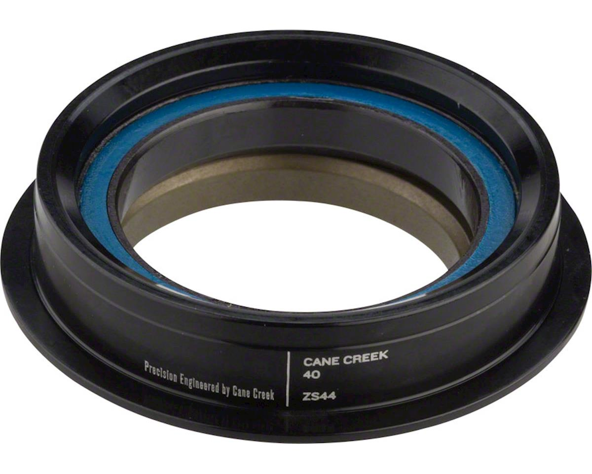 Cane Creek 40 Bottom Headset (Black) (ZS44/30)